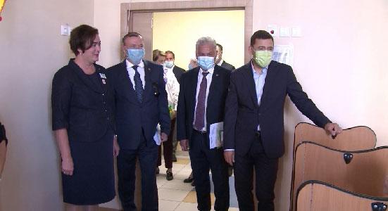 Евгений Куйвашев поверил соблюдение мер эпидбезопасности в оздоровительных лагерях