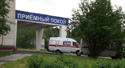 200 коек для зараженных COVID-19 развернули в больнице Нижнего Тагила