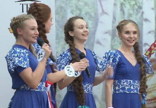 Конкурс «Русская краса — длинная коса» прошёл в Екатеринбурге