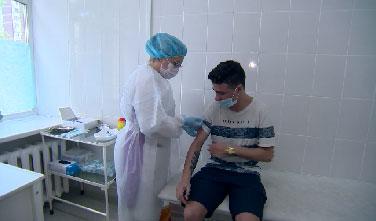На здоровье: в регионе продолжается массовая вакцинация