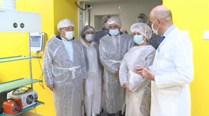 В Екатеринбурге открылась клиническая база кафедры урологии, нефрологии и трансплантологии