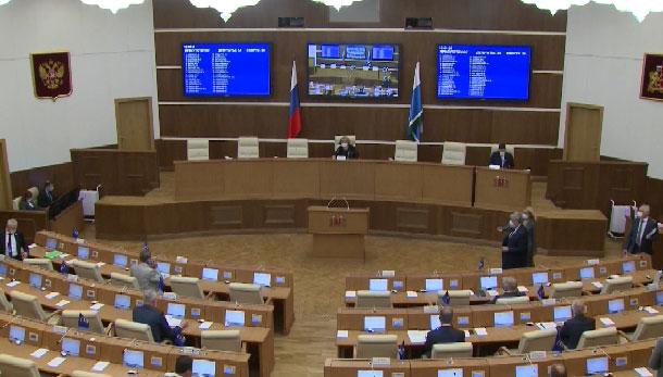 Очередные выборы в областное Заксобрание пройдут 19 сентября