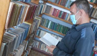 Уральские осуждённые читают вслух стихи любимых поэтов