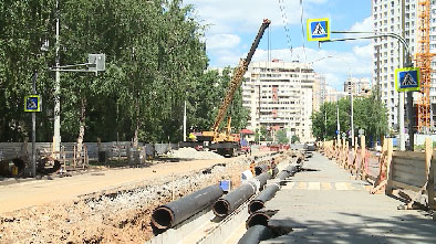 Теплоснабжение целого микрорайона в Екатеринбурге станет ещё более надёжным