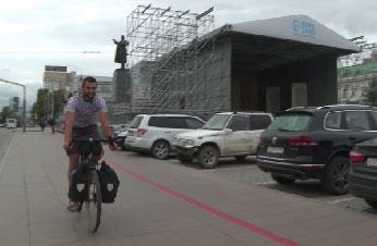 Объехать Россию на велосипеде