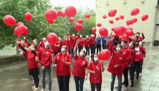 День донора отметили в столице Урала