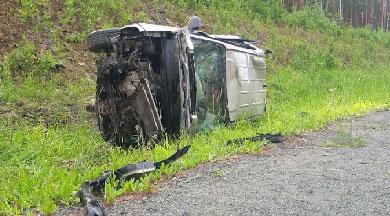 Один человек погиб и несколько пострадали в авариях в выходные