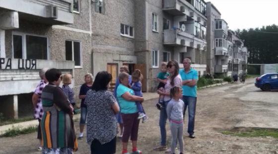 В Косулино жители многоквартирного дома остались без газа