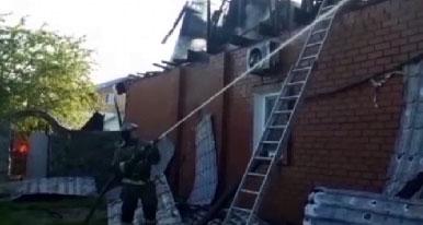 Подросток погиб в пожаре в Ивделе