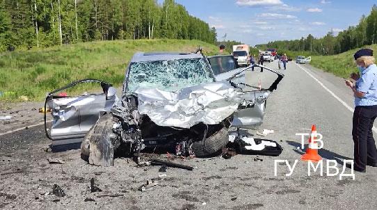 В выходные на дорогах области погибли несколько человек