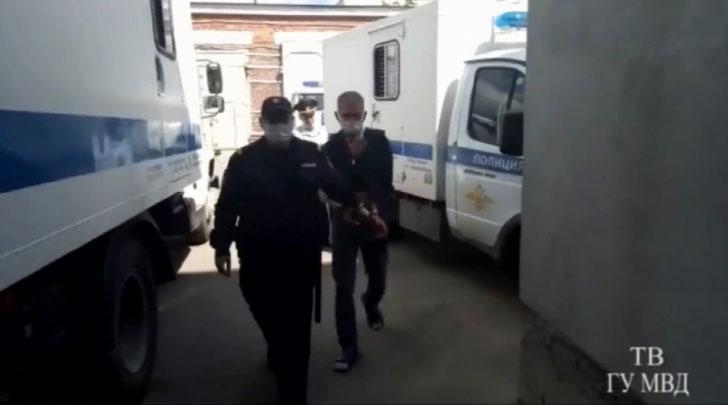 Задержан подозреваемый в убийстве жительницы Берёзовского