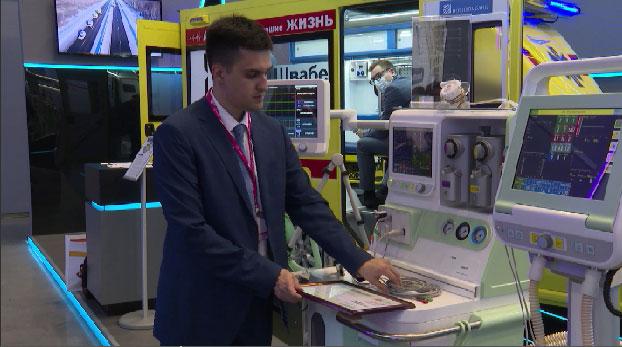 «Иннопром»: новые разработки в медицине