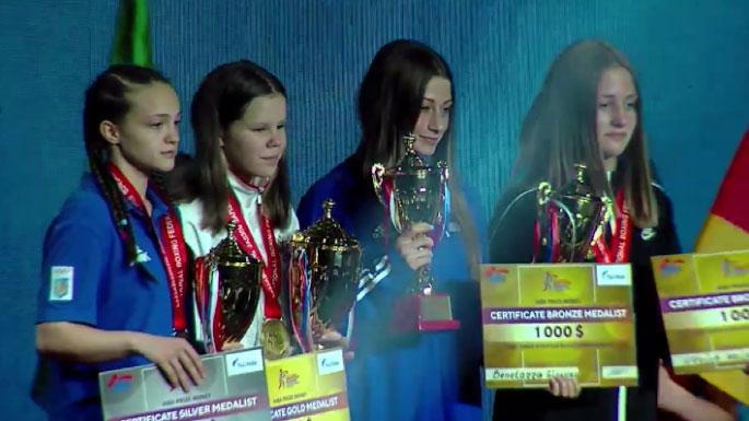 На Первенстве Европы по боксу уральские спортсменки завоевали золото