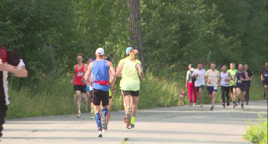 Полумарафон «Уральский гандикап» собрал поклонников бега со всей области