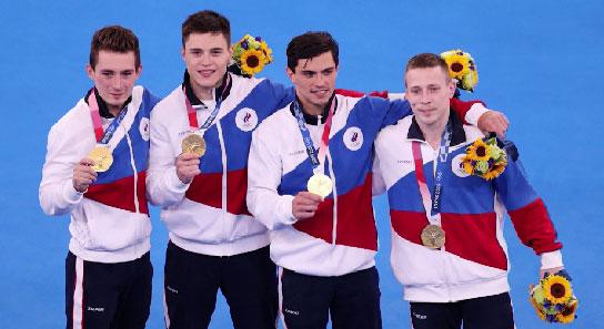 Историческая победа уральских гимнастов на Олимпиаде