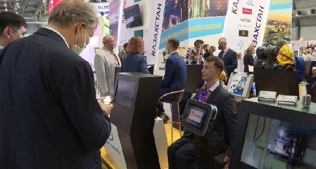 Технологический прорыв: стенды российских предпринимателей впечатляют гостей «Иннопрома»