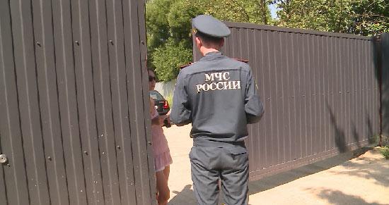 В Екатеринбурге отменили особый противопожарный режим
