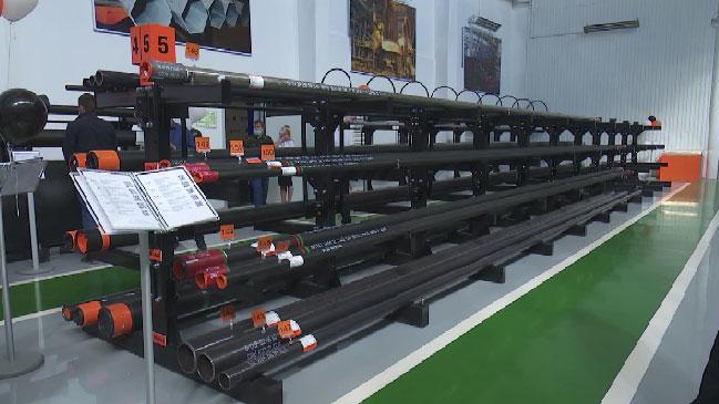 Более 150 труб представили на экспозиции в Каменске-Уральском