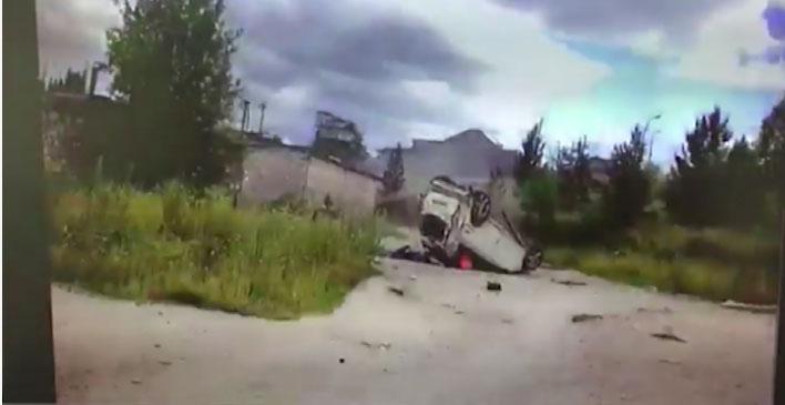 Нетрезвый водитель попал в ДТП, уходя от погони ГИБДД