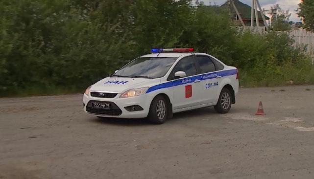 Автоинспекторы ЦВО прошли курс экстремального вождения