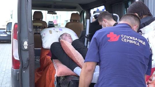 В Екатеринбург привезли солдата-срочника, выжившего после расстрела в Забайкальской части