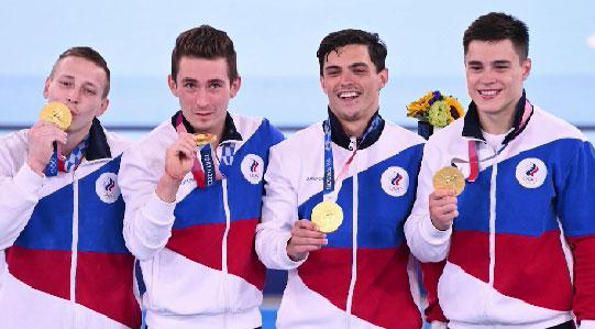 Давид Белявский завоевал золото на Олимпиаде в Токио