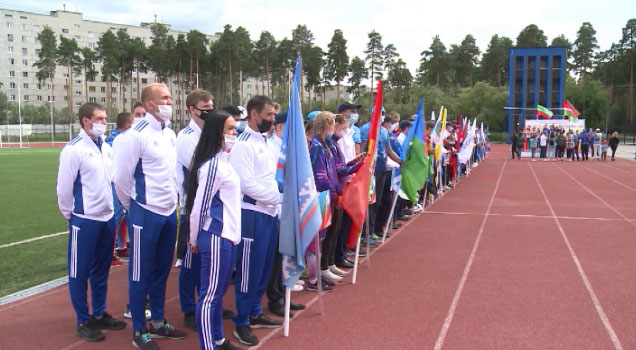 В Екатеринбурге наградили победителей Чемпионата России МЧС