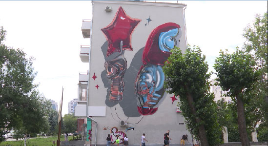 Больше 20 художников примут участие в фестивале «Стинограффия»
