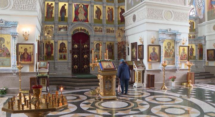 В День крещения Руси прозвучал колокольный благовест