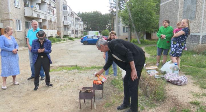 Решена проблема поставки газа в Косулино и окрестные села