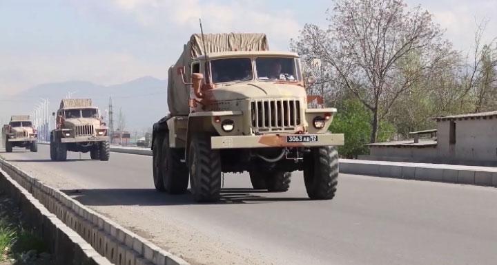 Военнослужащие ЦВО примут участие в масштабных учениях в Таджикистане