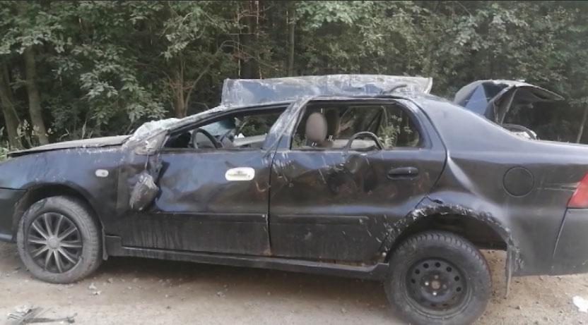 На дорогах области за сутки пострадали три человека