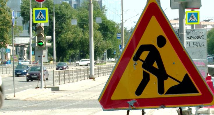 Движение по Макаровскому мосту будут перекрывать всё лето