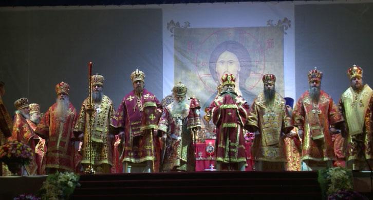 Православные верующие помолились о расстрелянной царской семье