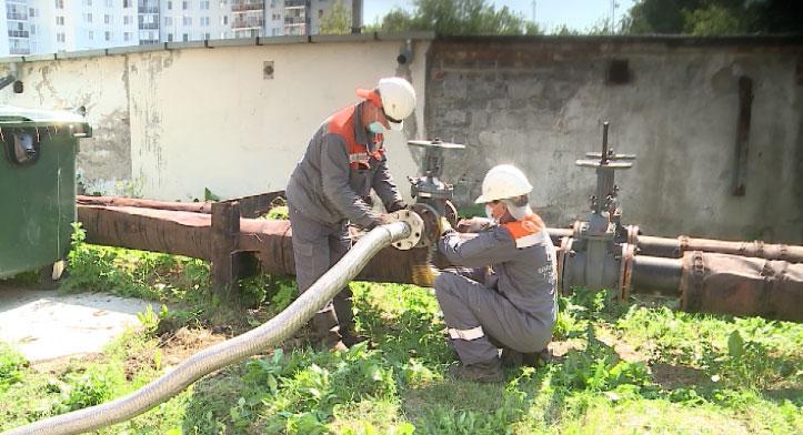 В столице Урала начинается третий этап опрессовок