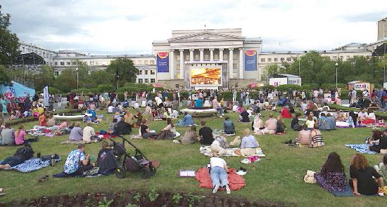 В Екатеринбурге завершился Венский фестиваль