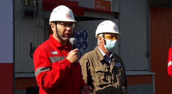На предприятии Нижнего Тагила запустили экологичную газовую турбину