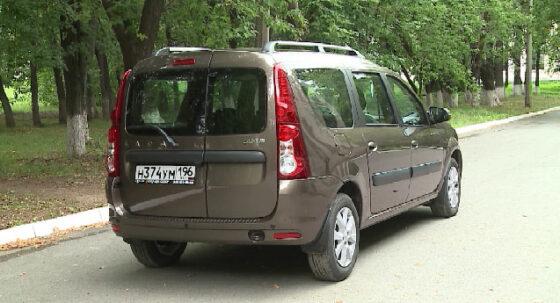 Новый автомобиль получили врачи городской больницы №23