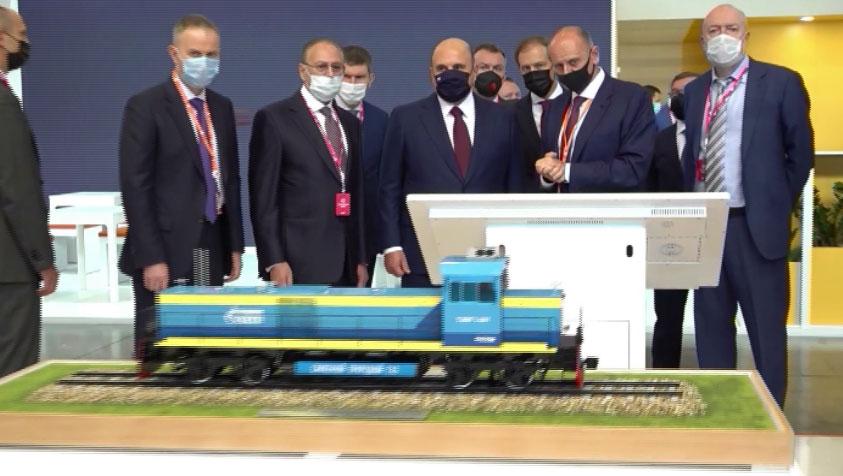 «Иннопром-2021» начал свою работу в Екатеринбурге