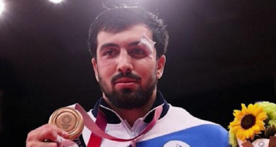 Свердловчанин Нияз Ильясов завоевал бронзу Олимпиады по дзюдо