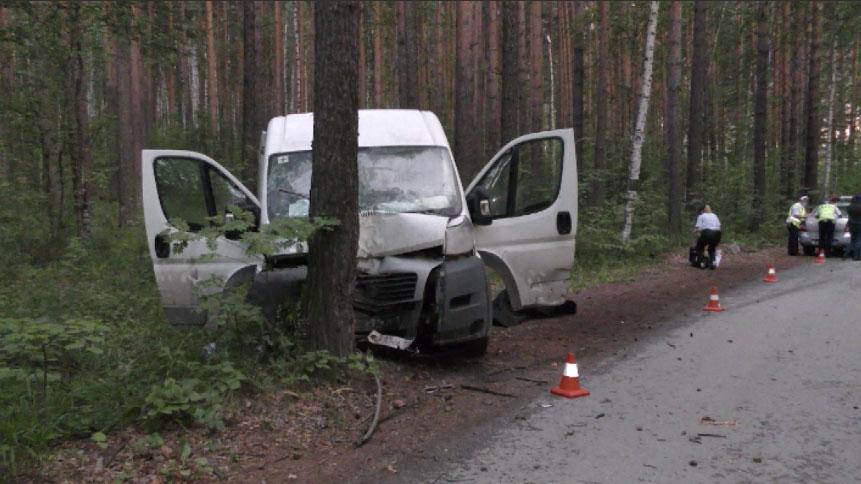 В ДТП в Первоуральске погибла 5-летняя девочка