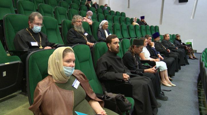 Конференция «От покаяния к воскресению России» открылась в Екатеринбурге