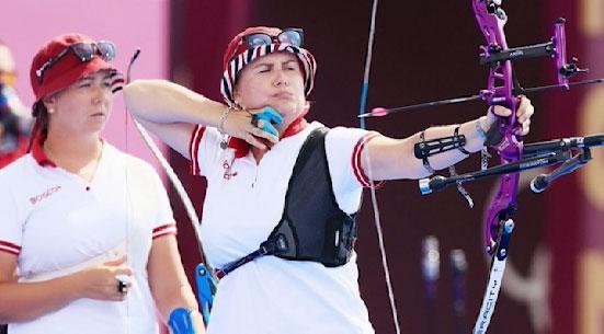 Олимпийское серебро завоевала Ксения Перова