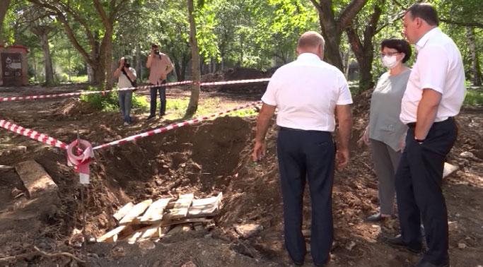 В Нижнем Тагиле найдены останки, которые могут принадлежать Демидовым