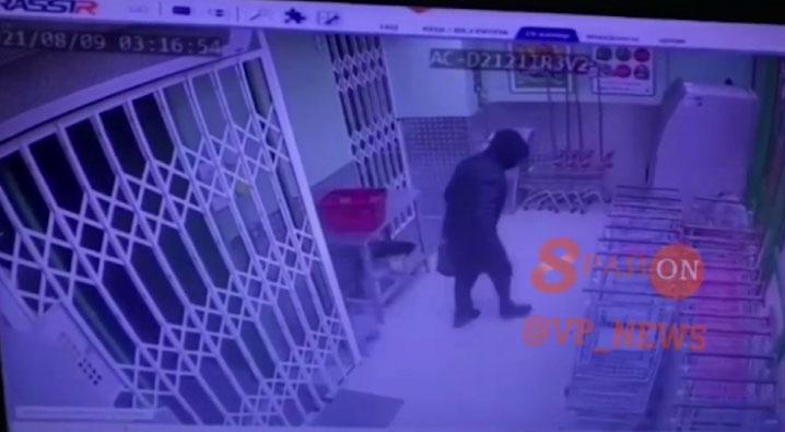 В посёлке Кедровое взорвали банкомат
