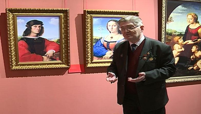 Скончался создатель Ирбитского музея ИЗО Валерий Карпов