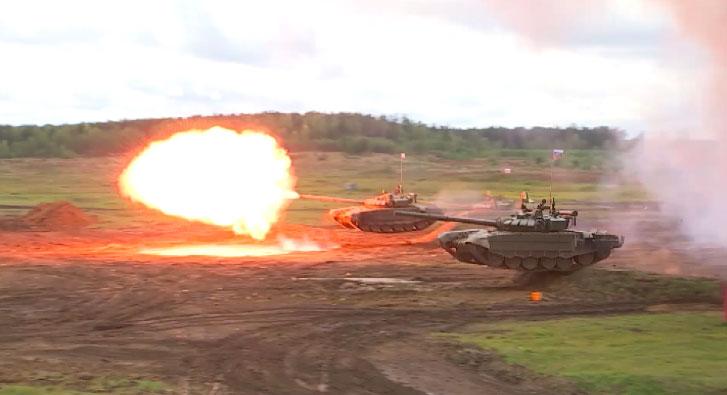 Более 150 образцов военной техники представят на форуме «Армия-2021»