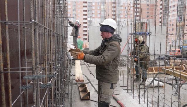 В Екатеринбурге выбрали победителей конкурса «Лидеры стройки»
