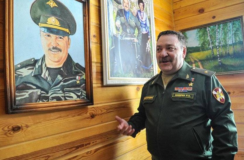 Скончался Герой России Роман Шадрин