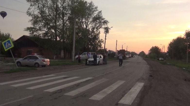 Жители посёлка Белореченский требуют обезопасить «зебру»